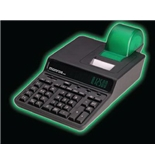 Monroe 8125 Two Color Printing Calculator
