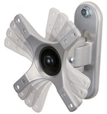 Monster FS-M300-ST Smartview Tilt Wall Mount for 10- to 24- Displays (Silver)