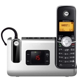 Motorola DECT 6.0 Cordless Phone with Digital Answering System and DECT 6.0 Headset L902