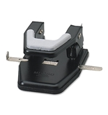 Master 2 Hole Black 9/32 Inch Paper Punch (MP250)