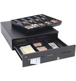 NEW - Cash Drawer Replacement Tray, Black - 2252862C04