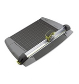 New-Swingline 8912 - SmartCut EasyBlade Plus Rotary Trimmer, 15 Sheets, Metal Base, 11 1/2 x 20 1/2 - SWI8912