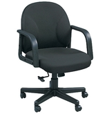 NORMANDY LO NAL200 FABRIC EXECUTIVE CHAIR
