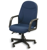 NORMANDY NAL100 FABRIC EXECUTIVE CHAIR