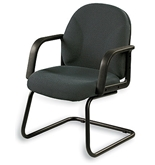 NORMANDY SIDE NAL300 FABRIC EXECUTIVE CHAIR