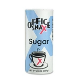 Office Snax OFX00019 Sugar Canister 20 oz Powdered Sugar