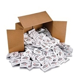 Office Snax OFX00022 Premeasured Single-Serve Packets Powder Non-Dairy Creamer