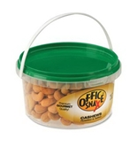 Office Snax OFX00050 Cashew Tub 15 oz