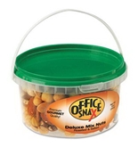 Office Snax OFX00054 All Tyme Favorite Nuts, Deluxe Nut Mix, 12 oz Tub