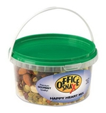 Office Snax OFX00055 All Tyme Favorite Nuts, Happy Heart Mix, 16 oz Tub