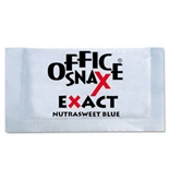 Office Snax OFX00060 Nutrasweet Blue Sweetener