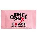 Office Snax OFX00061 Nutrasweet Pink Sweetener