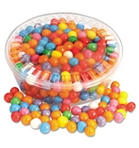 Office Snax OFX00065 Gumballs Assorted 18 oz