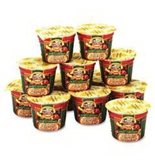 Office Snax OFX02153 Sturms Single Serve Instant Oatmeal Apple-Cinnamon 1.9 lb Bowl