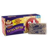Office Snax OFX105112 Pop Weaver Microwave Popcorn, Extra Butter Flavor