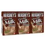 Office Snax OFX30703 Hershey-s 2% Chocolate Milk 8 oz Container 3 Pack