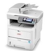 Okidata MB460 Monochrome LED - Printer/Copier/Scanner
