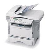 Okidata B2540 MFP Laser Printer, Fax, Copier & Scanner with Network Adapter