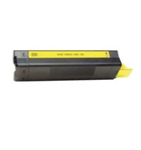 Printer Essentials for Okidata C3100/C3200-Yellow Hi-Yield (MSI) - MSI42804537 Toner