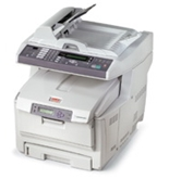 Okidata MC560n Multi-Function Printer Print/Copy/Scan/Fax