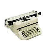 Olivetti Linea 98 Refurbished Office Manual Typewriter 16.5- Carraige