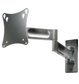 Peerless PA730-S Articulating Wall Mount for 10- to 22- Displays Silver