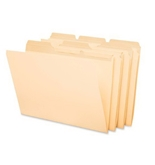 Pendaflex Ready-Tab File Folder, Manila, 1/3 Cut Tabs, Letter, 50-Count