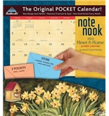 Perfect Timing - Avalanche, 2013 Heart and Home Note Nook Calendar(7007130)