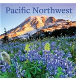 Perfect Timing Avalanche 2013 Pacific Northwest Wall Calendar (7001540)