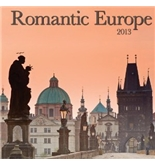 Perfect Timing - Avalanche, 2013 Romantic Europe Wall Calendar (7001495)