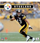 Perfect Timing - Turner 12 X 12 Inches 2013 Pittsburgh Steelers Wall Calendar (8011292)