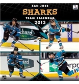 Perfect Timing - Turner 12 X 12 Inches 2013 San Jose Sharks Wall Calendar (8011323)