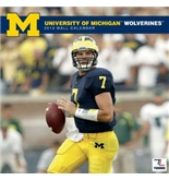 Perfect Timing - Turner 2013 Michigan Wolverines Mini Wall Calendar (8040253)