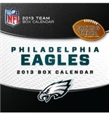 Perfect Timing - Turner 2013 Philadelphia Eagles Box Calendar (8051115)