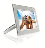 Philips 9FF2CME/37 9-Inch Digital Picture Frame Metal