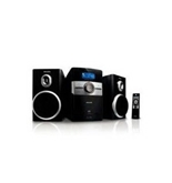 Philips DC156/37 iPod Docking CD Micro 10-Watt Audio System