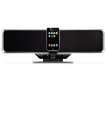 Philips DC910/37 Shelf Bar 30-Watt Audio System with iPod Dock (Black)