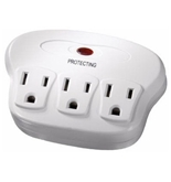 Philips SPP3030D/17 3 Outlet Surge Protector