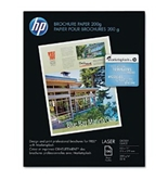 "Photo/Imaging Laser Paper, Glossy, 8-1/2"" x11"", 100SH/PK, White"