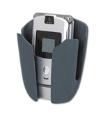 Plastic Pa PHONE/MP3 Holster - Dark Grap