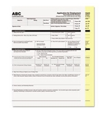 PMC59101 Digital Carbonless Paper, 8-1/2 x 11, Two-Part Collated
