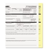 PMC59104 Digital Carbonless Paper, 8-1/2 x 11, Two-Part White/Canary