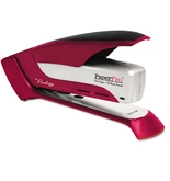 Prodigy Stapler, 25-Sheet Capacity, Metallic Red/Silver, Sold as 1 Each