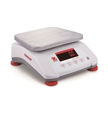 Valor 4000-Compact Bench Scale, Washdown, NSF, USDA & NTEP - New-Valor 4000-6 lb x 0.002 lb