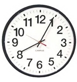 "PTI/Pyramid Time 044942231139 - 12"" Analog Wall Clock"