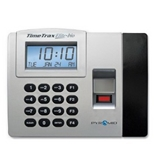 Pyramid TimeTrax Elite Time/Attendandce System - Biometric - 50 Employee