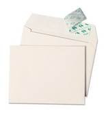 Quality Park 4x6 Photo Envelopes, Redi-Strip, 4.5 Inches x 6.25 Inches, 24 lb, White Wove, Box of 50 (10742)