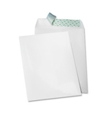 Quality Park Tech-No-Tear Catalog Envelope, White, 9 x 12 Inches, 100 Envelopes (77190)