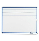 Quartet Education Dry Erase Lap Board with ComforTech Marker, Lined, 9 x 12 Inches (B12-900972A)