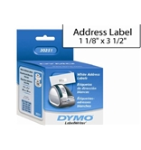 Dymo 30251 Self-Stick Address Labels for Label Printers 3-1/2 x 1-1/8 WE 260/Box